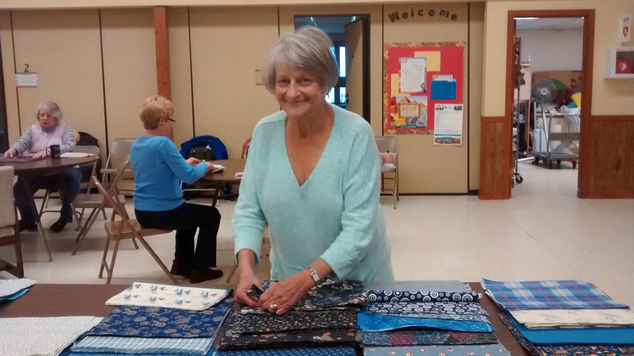 Barbara picks a perfect set of squares