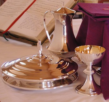 Altar Setting