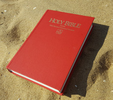 Bible at the Water's Edge